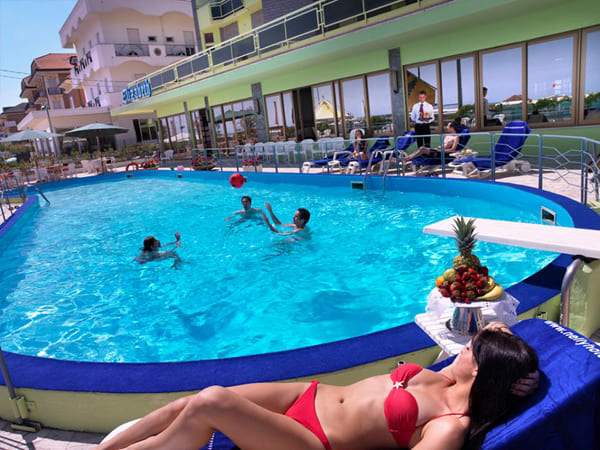 Hotel Elizabeth Bellaria