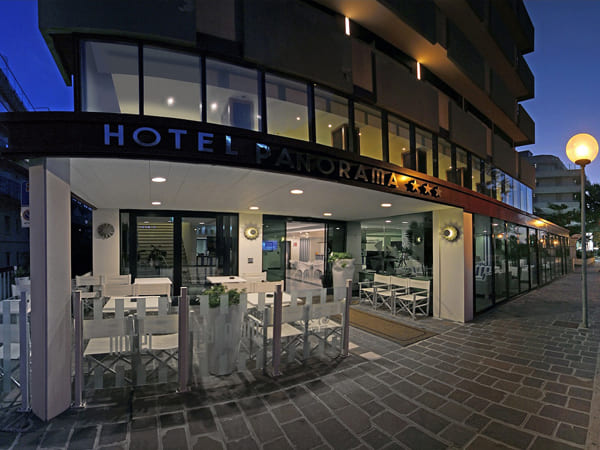 Hotel Panorama Cattolica