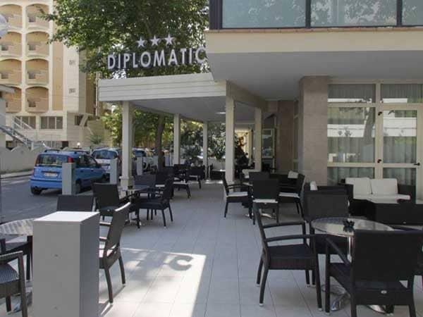 Hotel Diplomatic Cesenatico