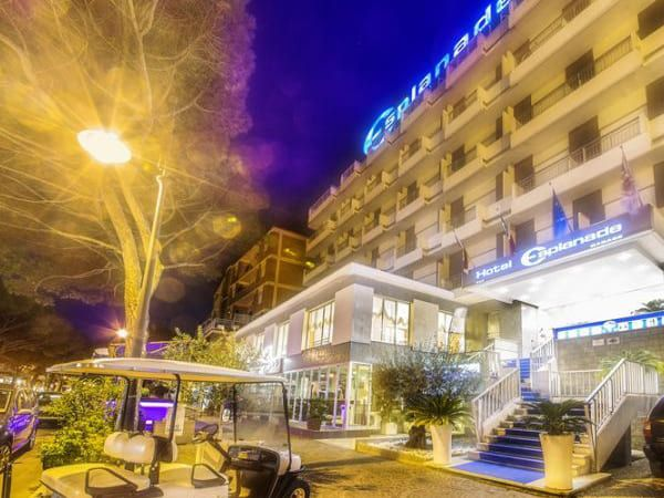 Hotel Esplanade Cesenatico