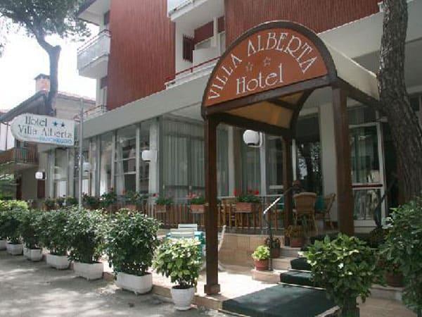 Hotel Villa Alberta Cesenatico