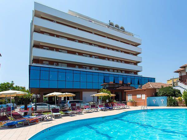 Alberghi e hotel villamarina di cesenatico - Bagno italia cesenatico ...