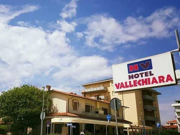 Hotel Vallechiara Lido Di Savio