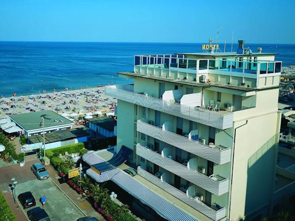 hotel Byron Milano Marittima