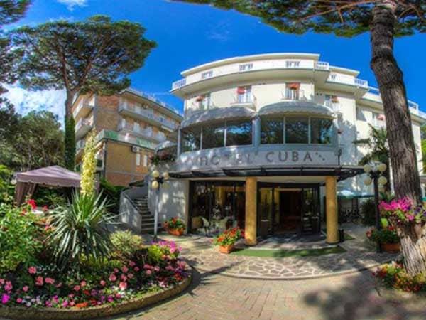 Hotel Cuba Milano Marittima