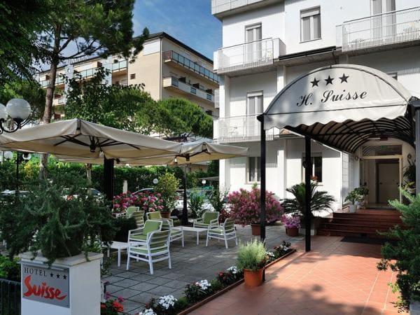 Hotel Suisse Milano Marittima