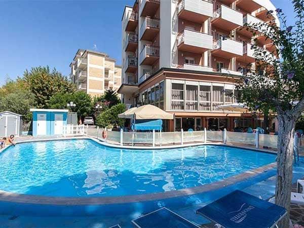 Hotel Zenith Pinarella di Cervia