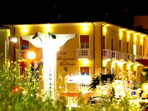 Hotel Bolognese Bellevue Riccione