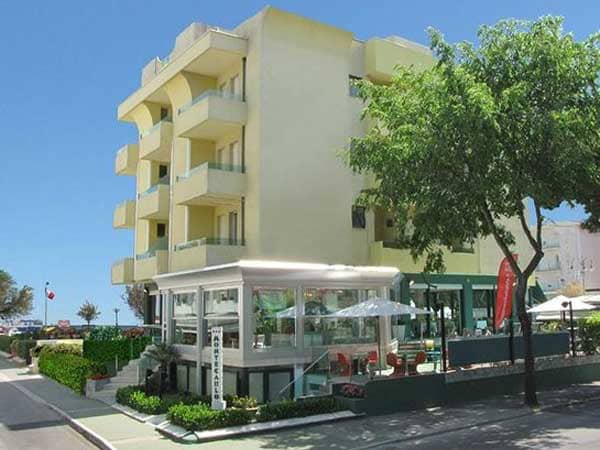 Hotel Montecarlo Riccione