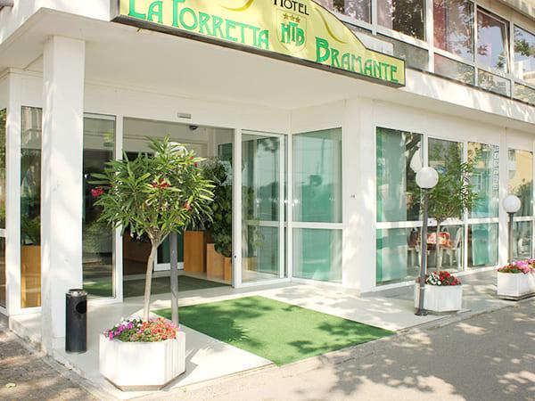 Hotel Torretta Bramante Rimini