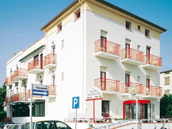 Hotel Marylise Rivabella di Rimini