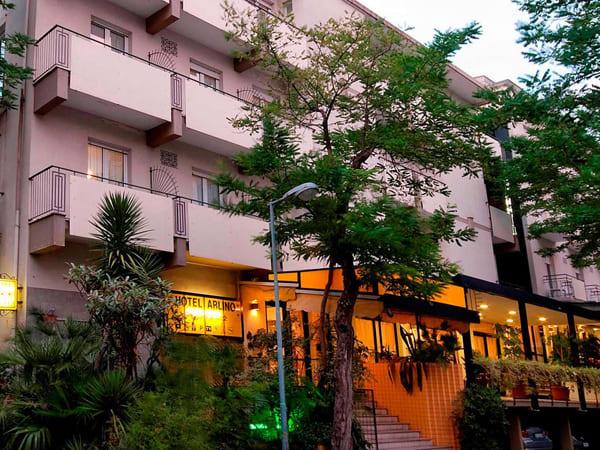 Hotel Arlino Rivazzurra di Rimini
