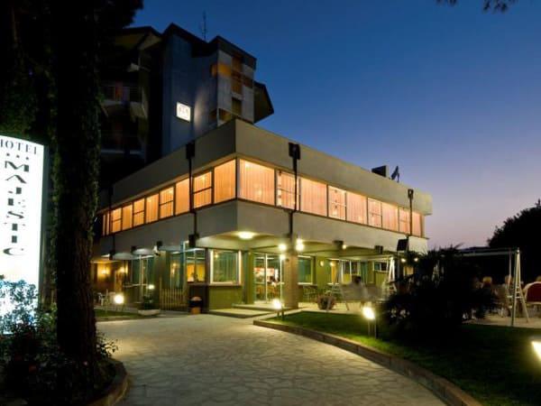 hotel Majestic San Mauro Mare