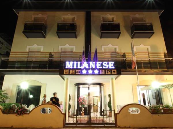 hotel Milanese Torre Pedrera