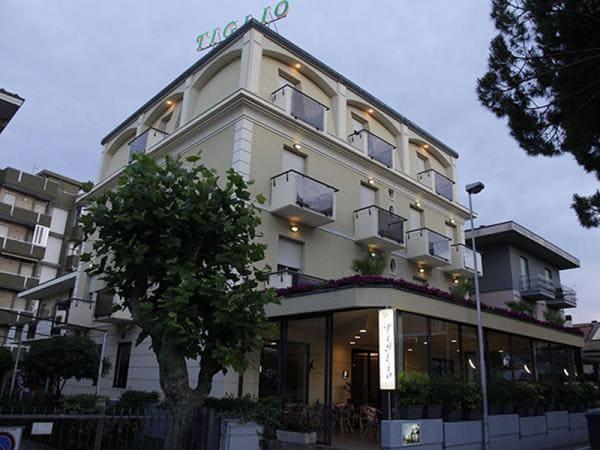 hotel Tiglio Torre Pedrera