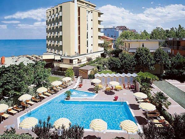 hotel Colorado Cesenatico (Valverde)