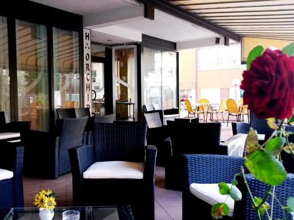 Hotel Orchidea Villamarina