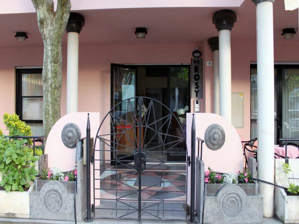 Hotel Rosy Viserba di Rimini