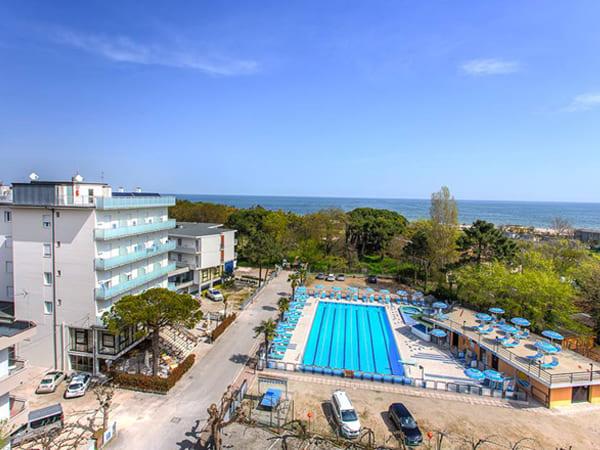 Hotel Beau Soleil Zadina Pineta