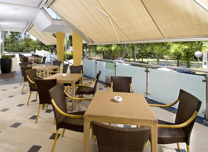 San Moritz Hotel  Stelle