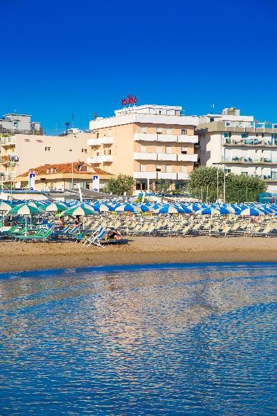 Hotel touring misano adriatico rn 3 stelle - Bagno adriatico cesenatico ...
