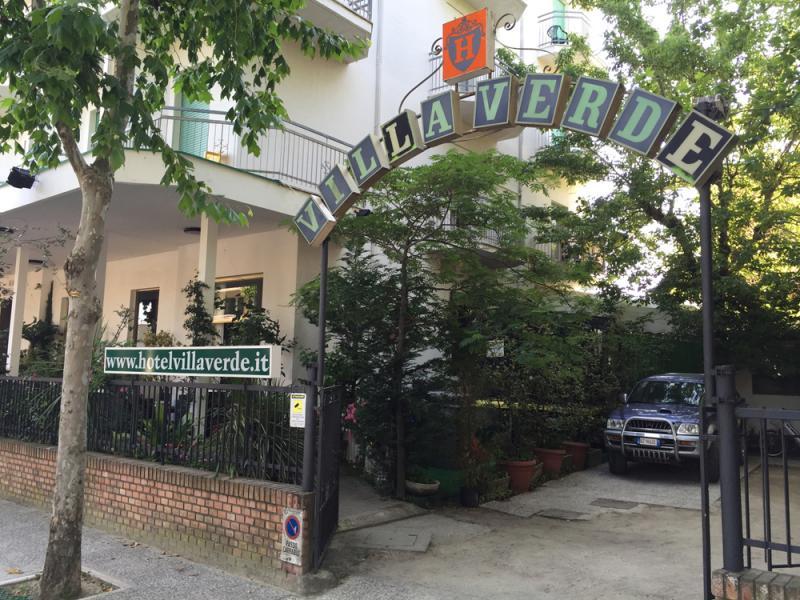 Hotel villa verde san mauro mare fc 3 stelle sup - Bagno delio san mauro a mare ...