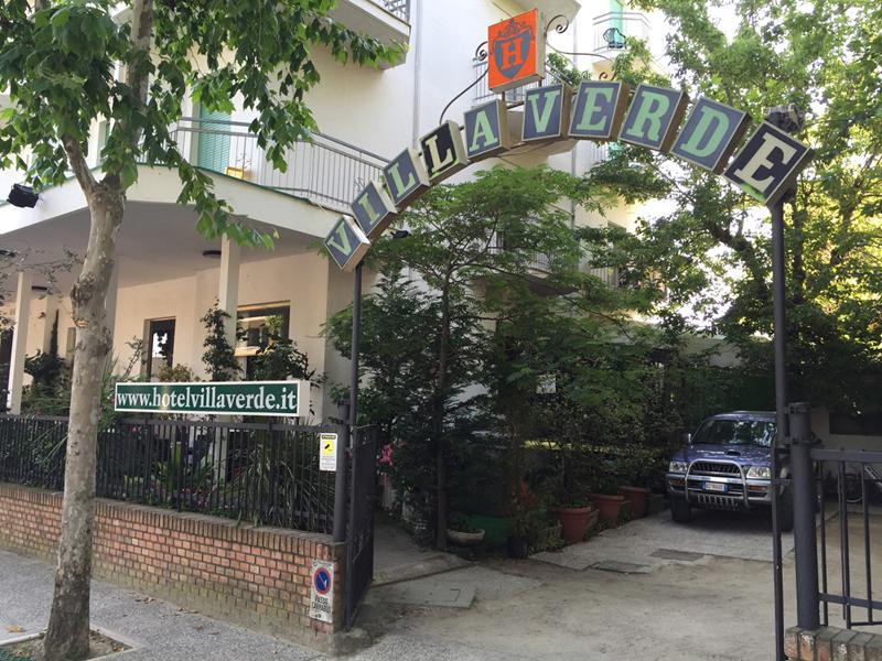 Hotel Villa Verde San Mauro A Mare Fc