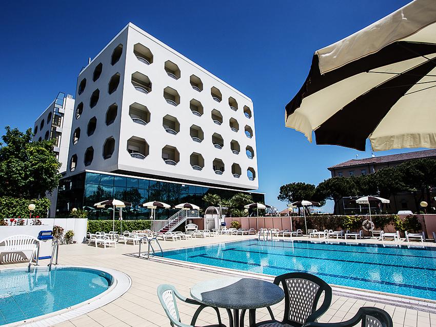 Hotel san pietro cesenatico fc 4 stelle - Hotel cesenatico con piscina ...