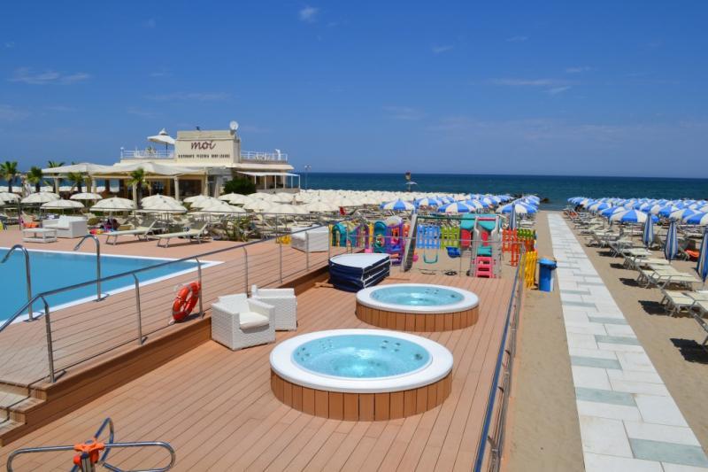 Hotel Silvia Misano Adriatico Rn 3 Stelle