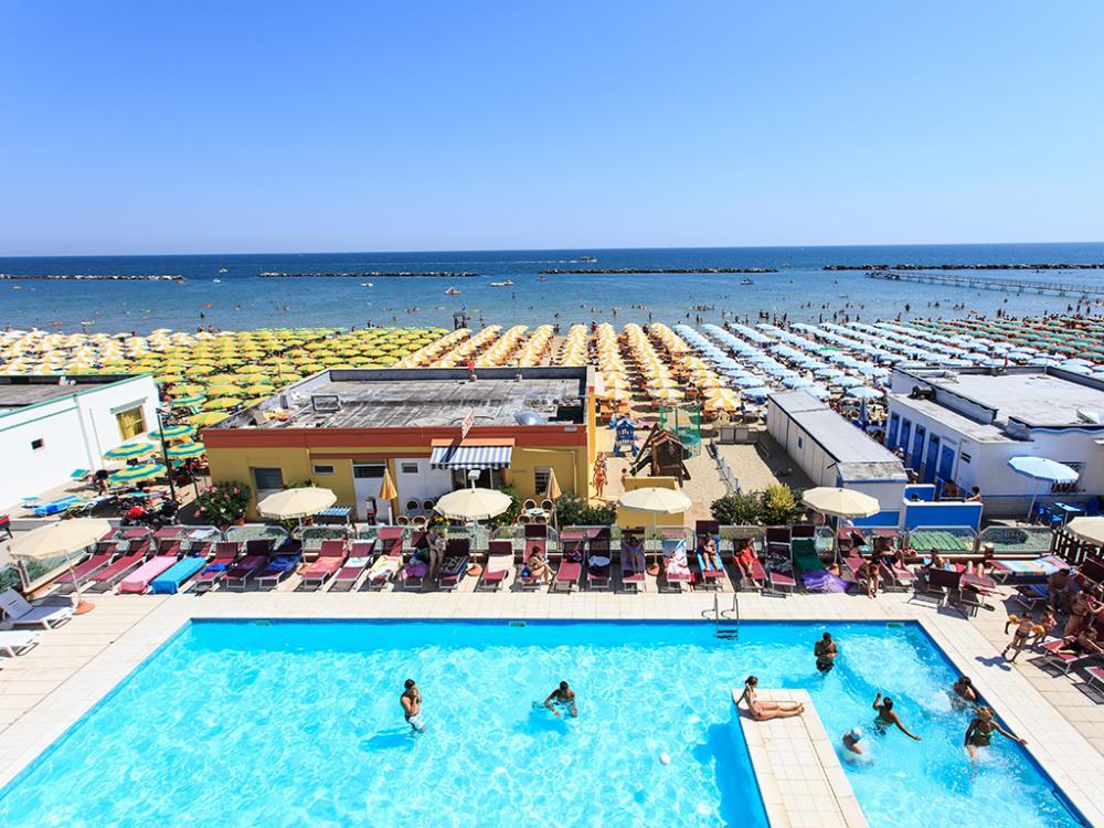 Hotel Farsaglia Villamarina di Cesenatico