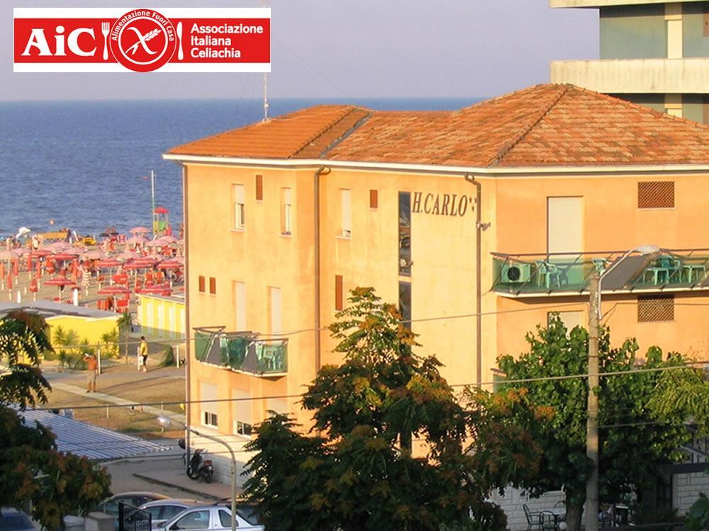 Hotel Carlo  Miramare Rimini