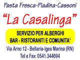 La Casalinga - Servizi per ristoranti